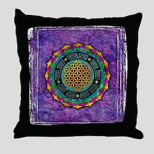 Awakening Consciousness Throw Pillow