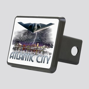 ac stealth 2a Rectangular Hitch Cover