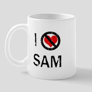 I Hate SAM Mug