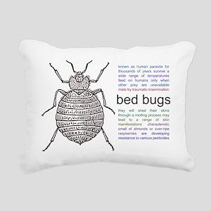 drawing Rectangular Canvas Pillow