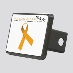 MS Last Nerve Tee Rectangular Hitch Cover