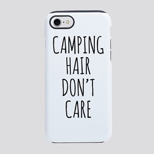 Camp Hair Dont Care iPhone 7 Tough Case