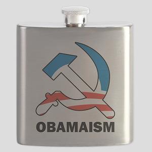 Obamaism Flask