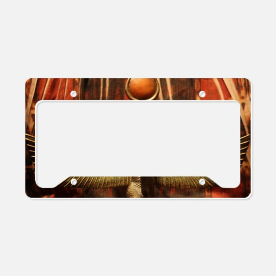 Isis 1 copy - Copy (2) License Plate Holder