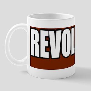 Revolution-Bumper-Sticker Mug