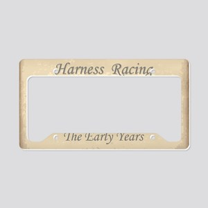 EarlyRacing License Plate Holder