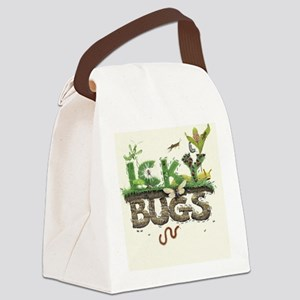 307_600icky bugs333 Canvas Lunch Bag