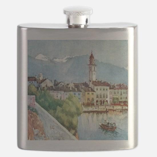 Ascona_Lake_Maggiore_Switzerland_1918_throw  Flask