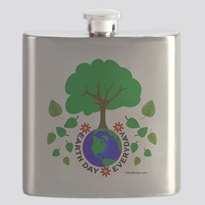 earthdayeveryday Flask