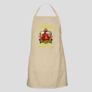 largePrintDark Apron
