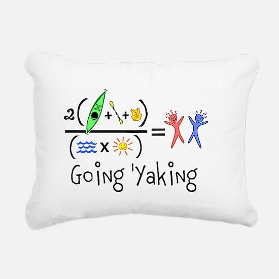 goingyalingmath Rectangular Canvas Pillow