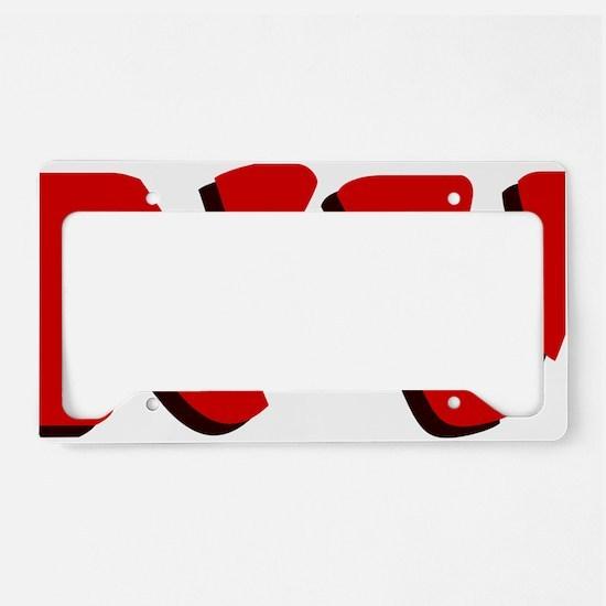 NV License Plate Holder