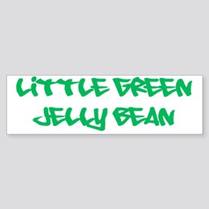 LittleGreenJB Sticker (Bumper)