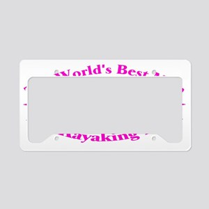 BestMom License Plate Holder