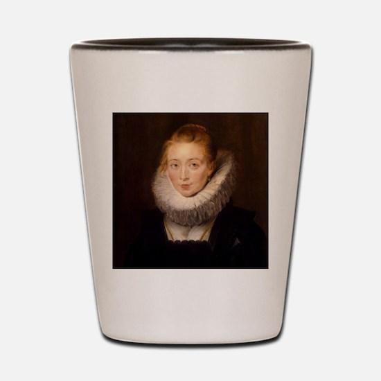 Chambermaid Shot Glass