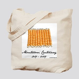 Hundred Square (color) Tote Bag