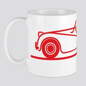 TR2 1953-55_red Mug