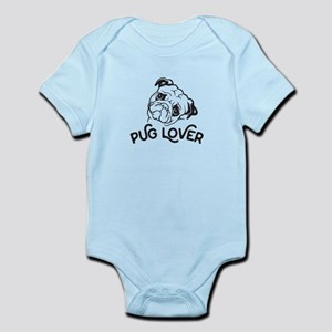 Pug Lover Body Suit