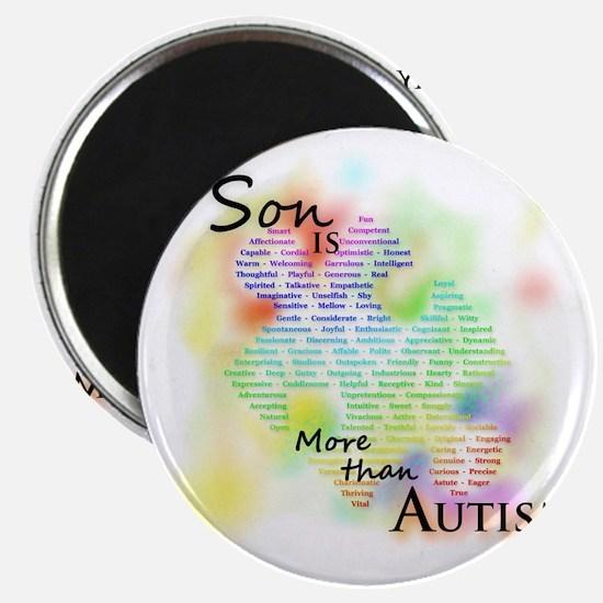 morethanautism2-SON Magnet