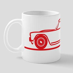 TR4 1968_HT_red Mug