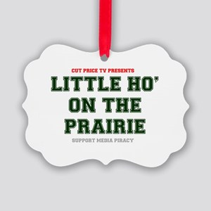 CUT PRICE TV PRESENTS - LITTLE HO Picture Ornament