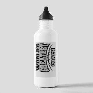 Worlds Greatest Footba Stainless Water Bottle 1.0L