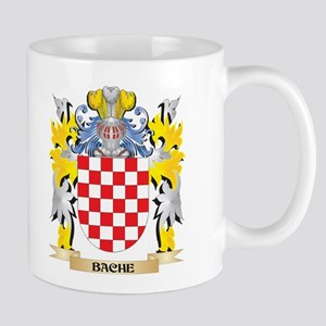 Bache Coat of Arms - Family Crest Mugs