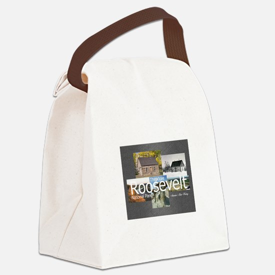 throos1 Canvas Lunch Bag
