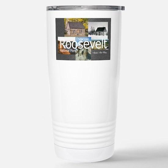 throos1 Stainless Steel Travel Mug