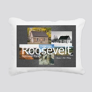 throos1 Rectangular Canvas Pillow