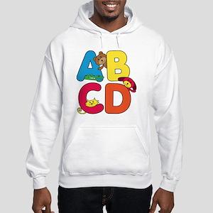 ABCD Hooded Sweatshirt