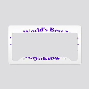 BestMomP License Plate Holder