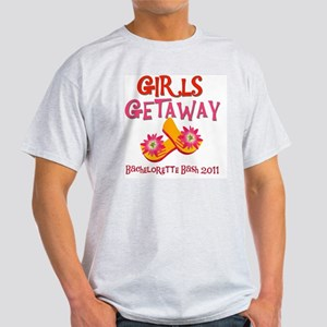 GIRLSGETAWAY2011 Light T-Shirt