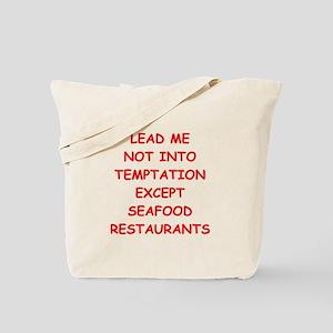 seafood Tote Bag