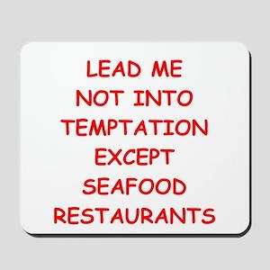 seafood Mousepad