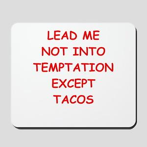 taco Mousepad
