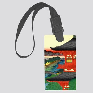 h053 Large Luggage Tag
