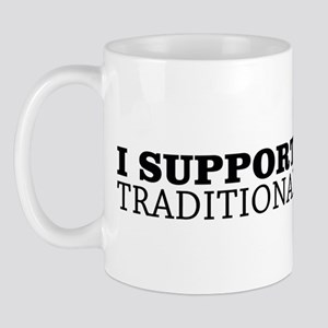 tradionalmarriage Mug