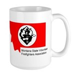 MSVFFA Logo Large Mug