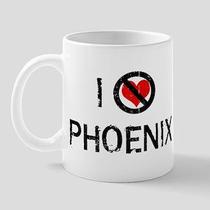 I Hate PHOENIX Mug