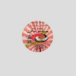 good_karma Mini Button