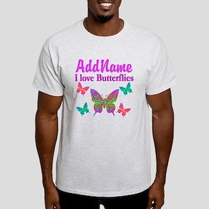 LOVE BUTTERFLIES Light T-Shirt