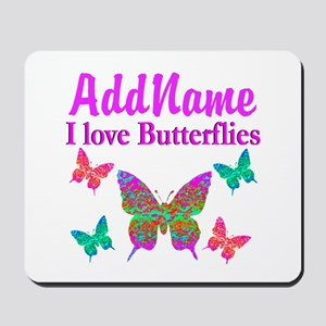 LOVE BUTTERFLIES Mousepad