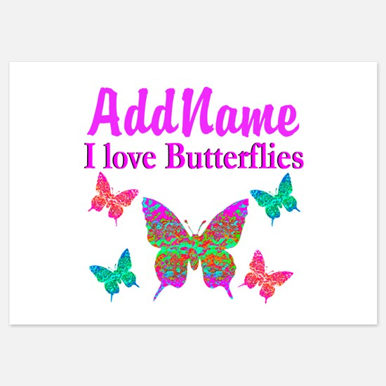 LOVE BUTTERFLIES Invitations