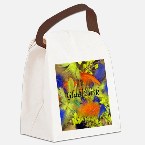 GladPask001a Canvas Lunch Bag