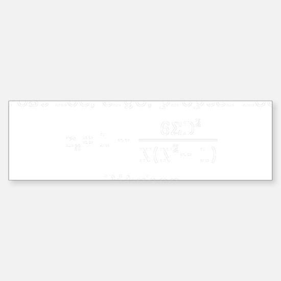 posthoc Sticker (Bumper)