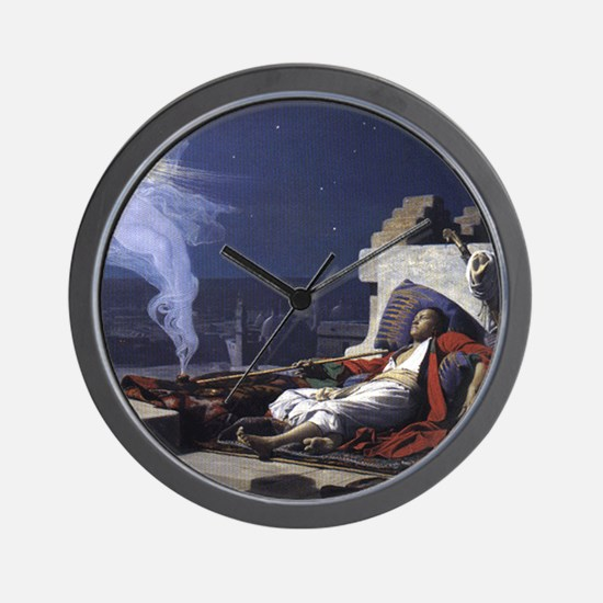 CALnouyeunuchsdream Wall Clock
