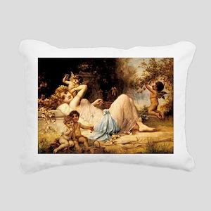 CALzatzkavenusattendants Rectangular Canvas Pillow