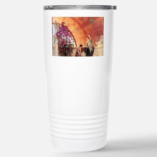 CALunconsciousrivals Stainless Steel Travel Mug