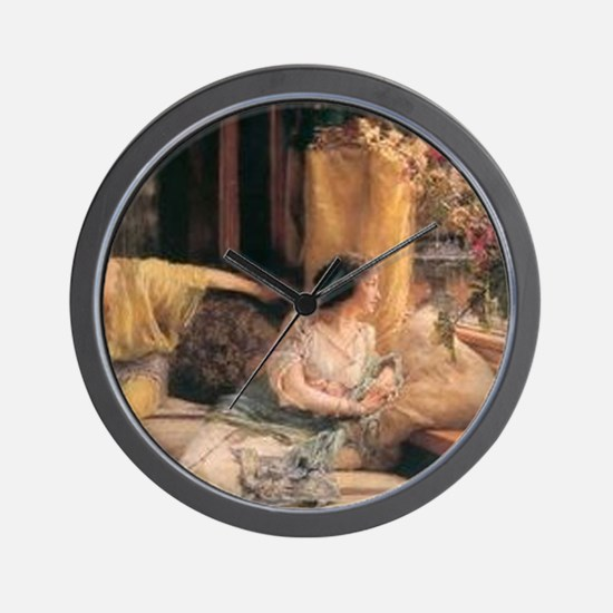 CALvaincourtship Wall Clock